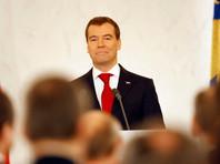 Дмитрий Медведев, ноябрь 2009 года