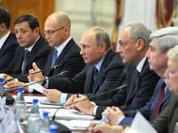 Подготовить законопроект до 1 августа 2017 года президент РФ Владимир Путин поручил президиуму совета