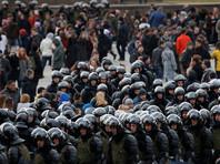 """Пострадавший на акции в Москве полицейский оказался потерпевшим по """"болотному делу"""""""