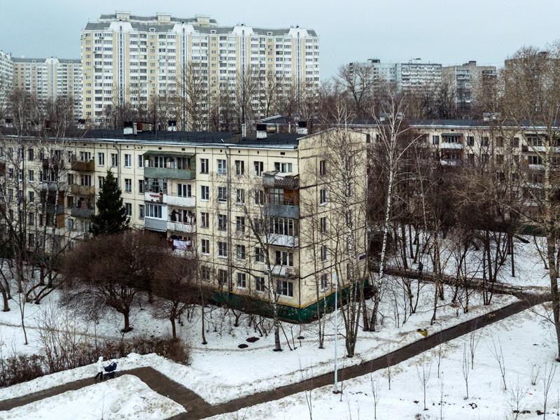 """При председателе Госдумы в ближайшее время будет создан совет, который займется, в том числе, проблемой сноса столичных """"хрущевок"""""""