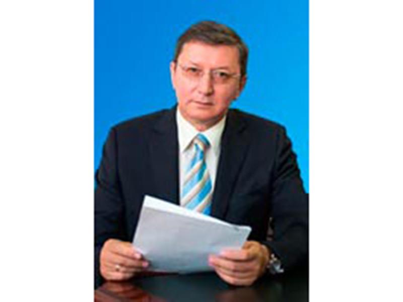 Глава города Югорска Салахов Раис Закиевич
