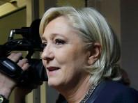 """""""Не вижу поводов, которые оправдали бы нынешнее враждебное отношение французских властей к России"""", - цитирует выступление Ле Пен в Госдуме ТАСС"""