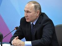 Накануне Путин побывал в Красноярске для проведения совещания о ходе подготовки проведения XXIX Всемирной зимней универсиады 2019 года