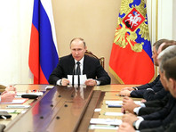 """Путина обеспокоило принятие Украиной санкций против """"дочек"""" банков РФ, заявил Песков"""