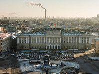 Парламент Петербурга проголосовал за переименование округа Парнас