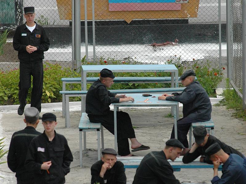 Число находящихся в местах лишения свободы в России уменьшилось до самого низкого уровня со времен распада СССР
