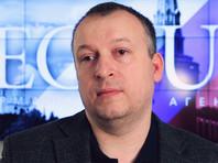 В Москве задержали шеф-редактора агентства Regnum