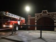 В Казани при тушении возгорания на пороховом заводе погиб пожарный
