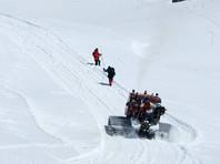 В результате входа лавины в Приэльбрусье погибли семь человек