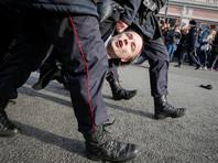 В Москве задержали 850 участников антикоррупционных протестов