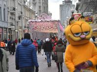 В России убавилось число желающих видеть женщину во главе государства
