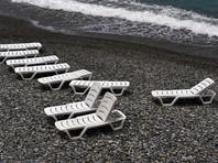 В Сочи огораживают прежде открытый пляж в районе резиденции премьера Медведева