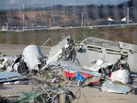 """Причиной катастрофы Ту-154 могло стать """"иллюзорное восприятие действительности"""" пилотом"""
