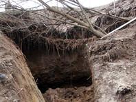 В Кировской области злостный алиментщик три года прятался в землянке