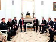 Путин поздравил Нетаньяху с Пуримом, а израильский премьер попытался использовать праздник, чтобы перевести разговор на тему Ирана и опасности замещения суннитского терроризма на Ближнем Востоке шиитским