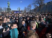 """Путин прокомментировал антикоррупционные митинги и провел параллели с """"арабской весной"""" и Майданом"""