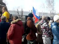 """В Томске сотрудники центра """"Э"""" допросили 20 школьников и студентов после антикоррупционного митинга"""