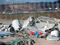 Следственный комитет раскритиковал появившуюся в прессе версию крушения Ту-154 под Сочи