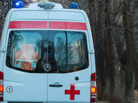 Петербургскую школу эвакуировали из-за запаха газа, шестеро детей в больнице
