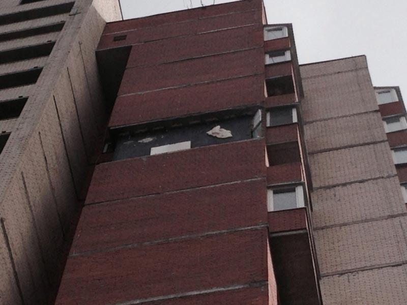 В жилом доме Петербурга прогремел взрыв.  На место вызвали оперативные службы