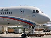 Самолет с Мединским, Неверовым и Говорухиным не смог вылететь из Омска