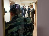 """В Санкт-Петербурге полиция задержала более 10 активистов """"Открытой России"""""""