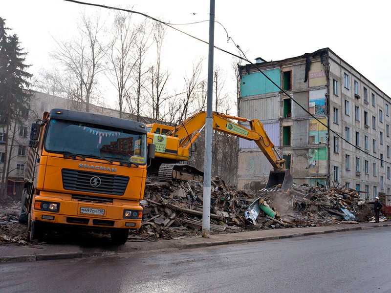 Власти Москвы нашли 150 площадок под отселение жильцов сносимых пятиэтажек
