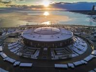 """""""Газпром"""" решил снести и перестроить вип-ложи на стадионе """"Зенит-Арена"""""""