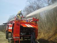 Владивосток окутал смог от лесных пожаров