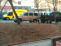 Раненный при нападении на приемную ФСБ в Хабаровске находится в реанимации