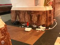 """Второе взрывное устройство было найдено в сумке, оставленной на станции метро """"Площадь Восстания"""", его удалось обезвредить. На этой сумке криминалисты обнаружили генетические следы Джалилова"""