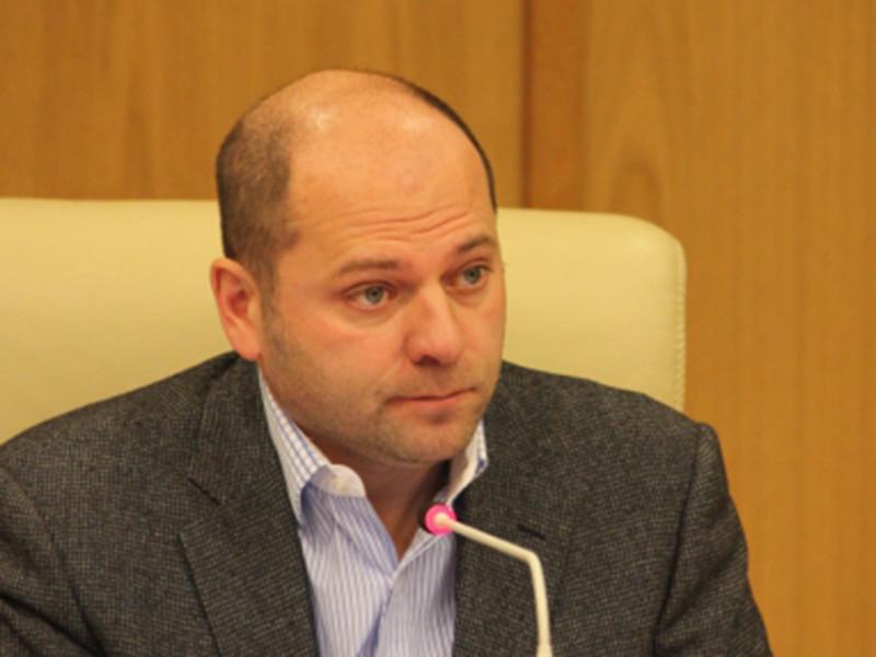 Депутат  Законодательного собрания Свердловской области Илья Гаффнер