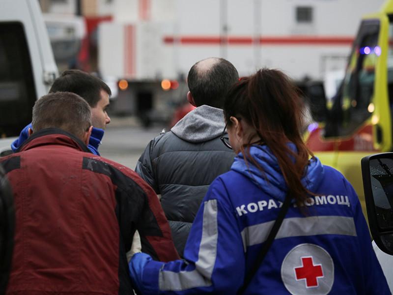 Эвакуация из петербургского метро после произошедшего в понедельник, 3 апреля, взрыва завершена