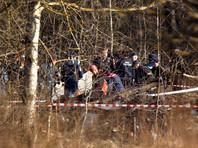 Песков: Кремлю не ясна основа для выводов польской комиссии о крушении Ту-154 под Смоленском