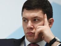 В Калининграде на митинг против коррупции на велосипеде приехал губернатор