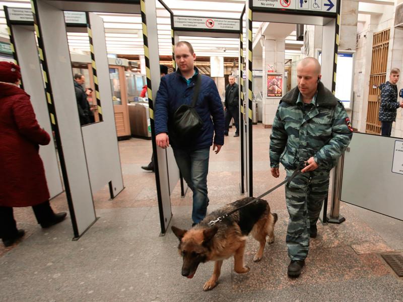 В метро Санкт-Петербурга после прокурорской проверки включили звук на металлодетекторах