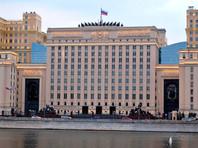 Минобороны РФ сообщило о гибели двух контрактников при обстреле в Сирии