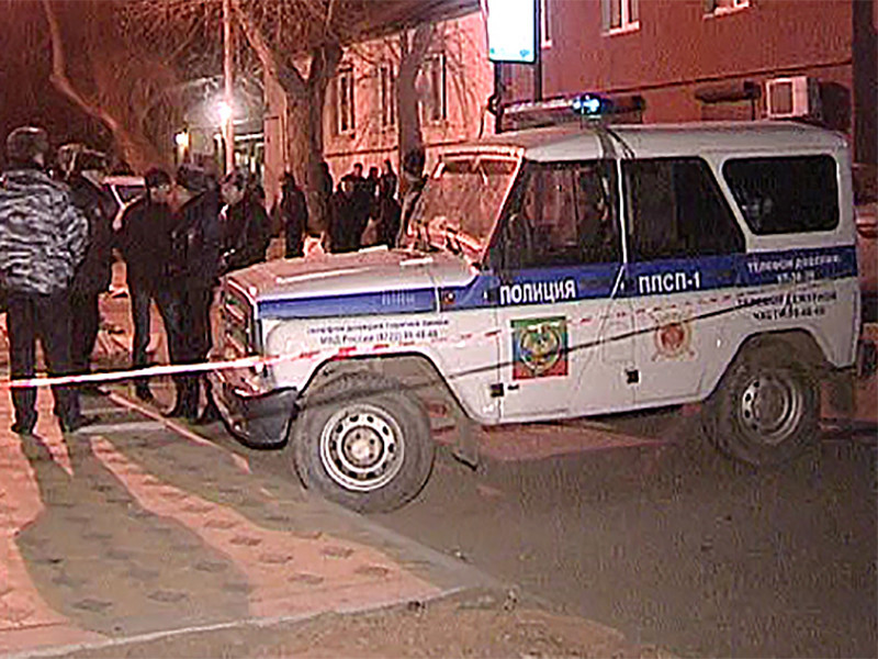В Астрахани новое нападение на силовиков: расстреляли служащих Росгвардии