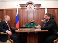 """""""Новая газета"""" обвинила Кадырова в том, что он солгал Путину"""