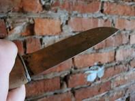 Курсантку МВД ранили ножом в центре Москвы, преступник скрылся