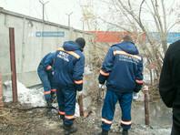 В петербургской канаве нашли вмерзшего в лед покойника