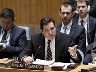 В Кремле считают оправданным резкое выступление Сафронкова на заседании Совбеза ООН