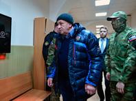 """Соловьев был задержан 3 апреля и этапирован из Ижевска в Москву. На следующий день Басманный суд заключил его под стражу на два месяца. Сам Соловьев на заседании суда вину не признал. В тот же день он был уволен с должности губернатора президентом Владимиром Путиным """"в связи с утратой доверия"""""""