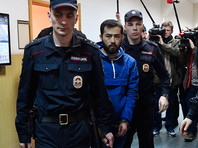 Десятый фигурант дела о взрыве в метро Санкт-Петербурга Акрам Азимов, депортированный в Москву из киргизского города Оша, в четверг, 20 апреля, не признал вину в Басманном суде Москвы