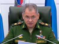 Шойгу сообщил о готовности к немедленному пуску 96% ракет РВСН