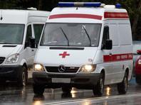 В Кузбассе машина скорой помощи сбила школьника, ребенок попал в больницу с переломами