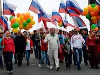 """""""Единая Россия"""" предложила регионам лозунги к 1 Мая: в них есть """"сильный"""" Путин, но нет Медведева"""