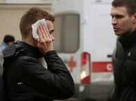 """Взрыв в метро Петербурга прогремел в понедельник, 3 апреля, на перегоне между двумя станциями при отправлении поезда со станции """"Сенная площадь"""""""