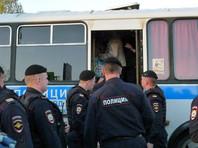 """В Кемерово массовые задержания на акции """"Надоел"""""""