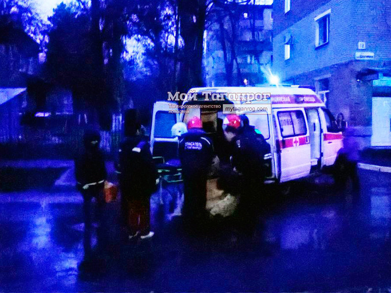 Спасатели нашли тело второго погибшего при взрыве газа в многоэтажном доме в Таганроге